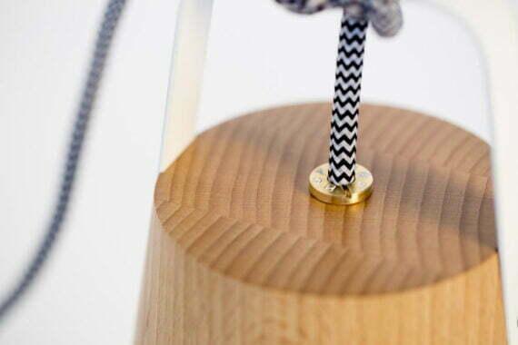 Lampa Latarinia Hop Design