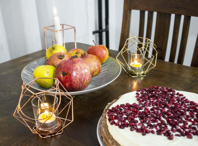 Walentynkowa kolacja przy świecach