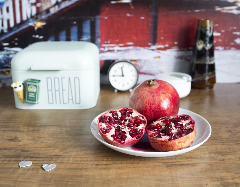 Owoc granatu - walentynkowy afrodyzjak