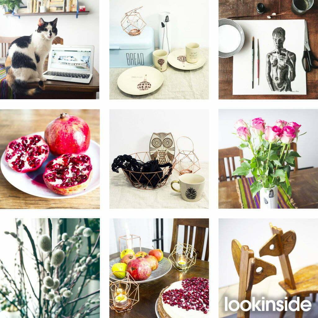Instagram Look Inside - marzec 2016