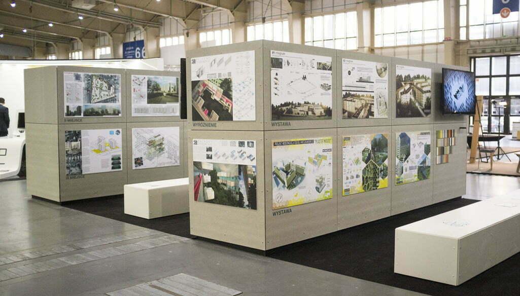 projekty studentów Arena Design 2016