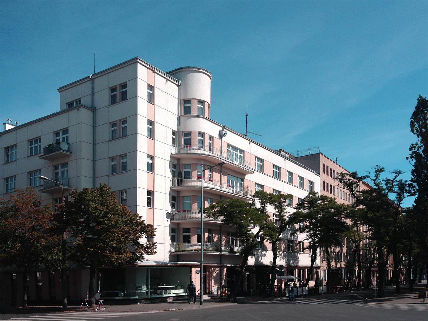 modernizm w Gdyni