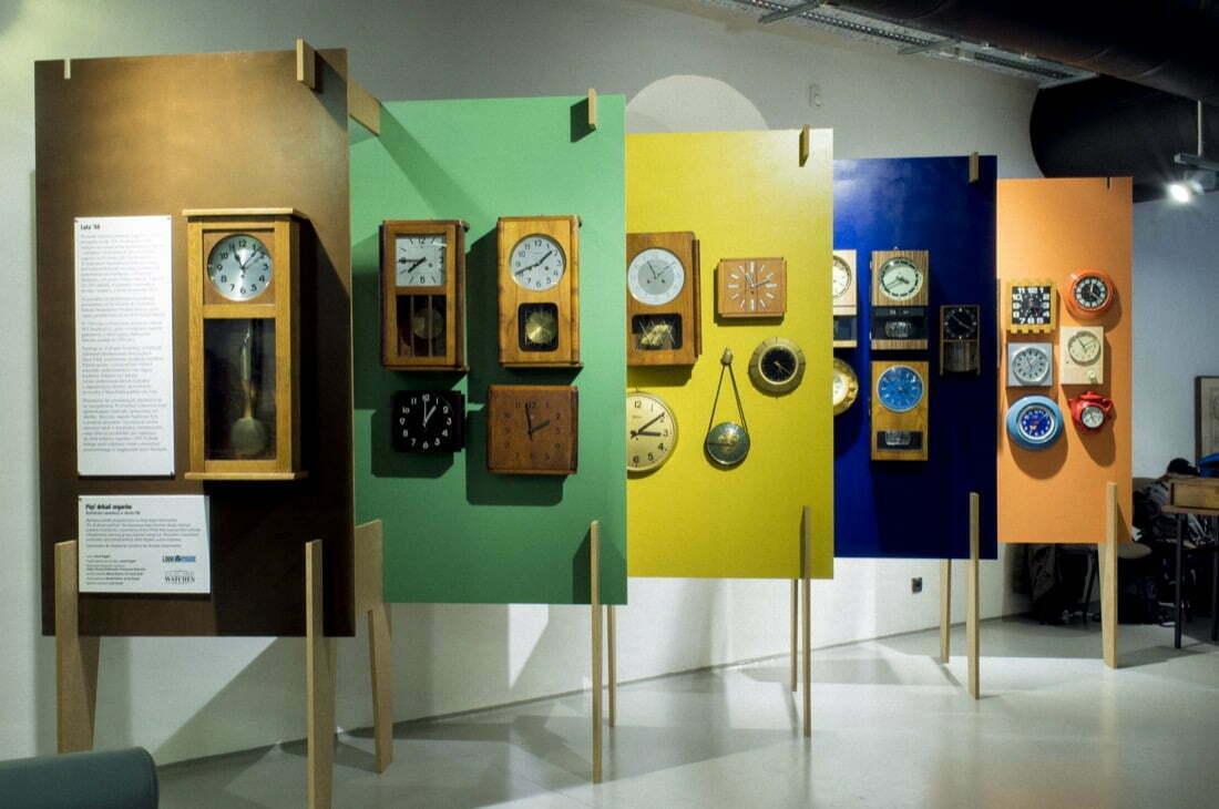 Wystawa polskich zegarów w Łodzi