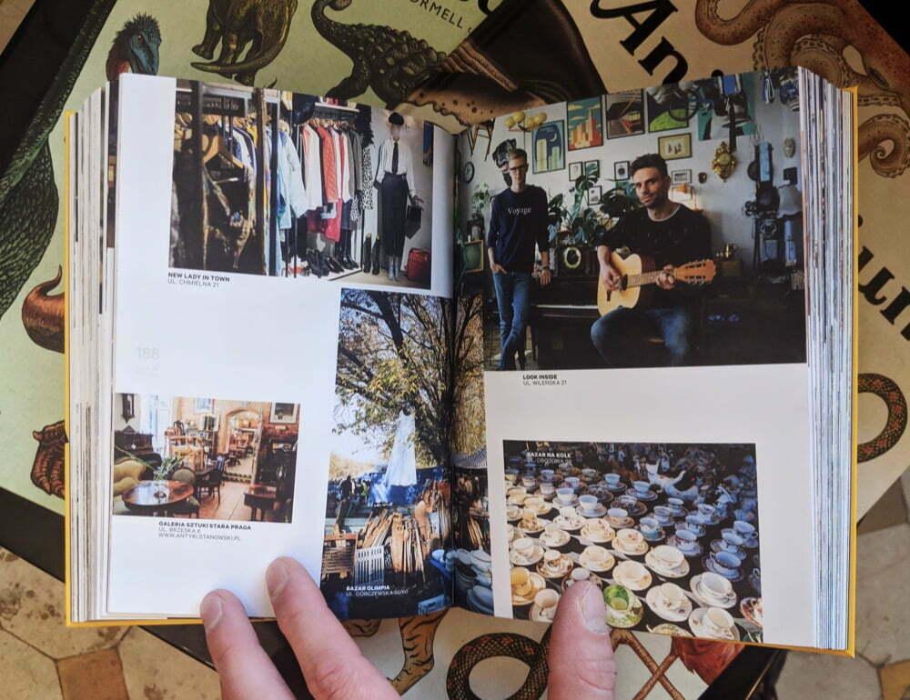 album Warszawa Warsaw 2 Look Inside