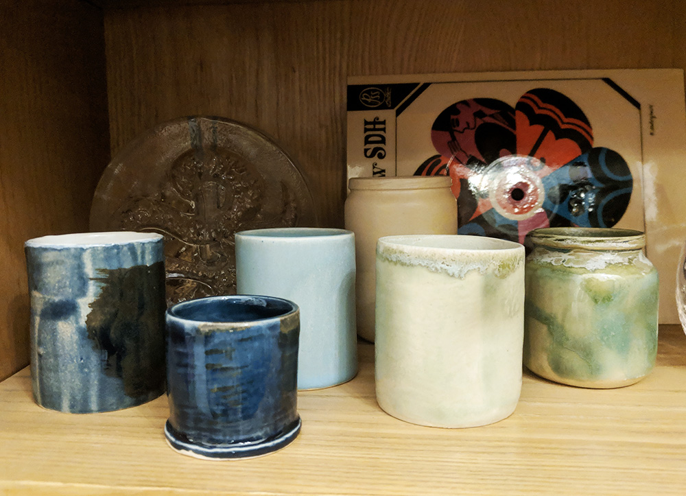 NAKI ceramics kubeczki
