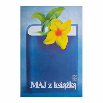 Plakat Maj z książka Czerniawski