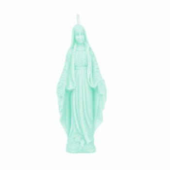 świeczka Maryjka La Flamme miętowa mała