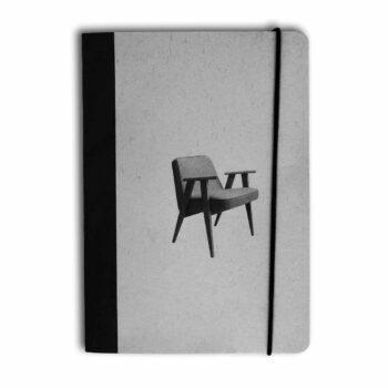 Notes Kolekcjonera KRzesłą fotele PRL vintage
