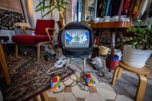 Tetris w Look Inside Wileńska 21