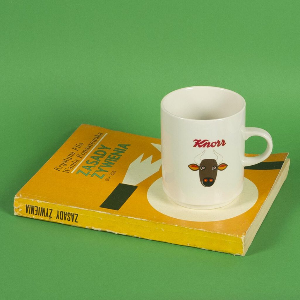 Kubek Knorr - lata 80te