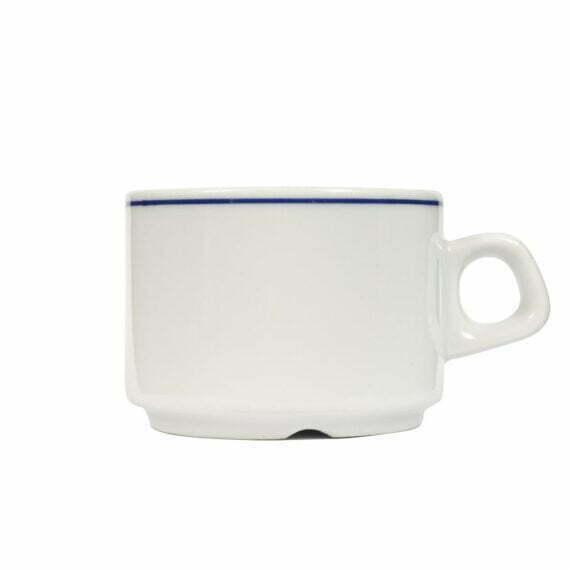 Kubek na kawę płaski