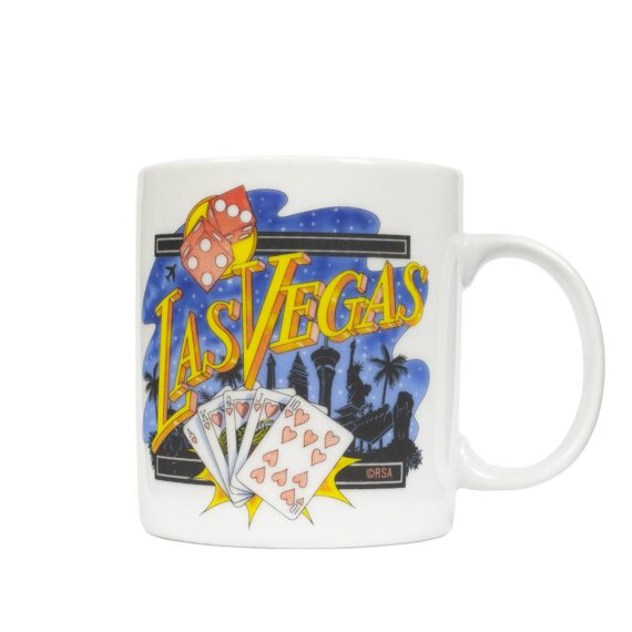 Kubek Las Vegas, kubek hazardzisty