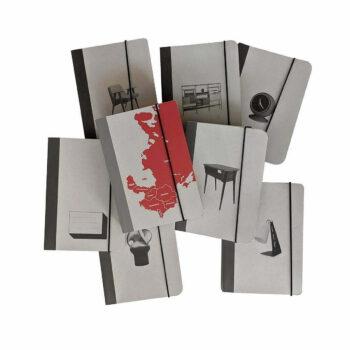 Pakiet Wszystkich 7 części Notesu Kolekcjonera + pusty notes