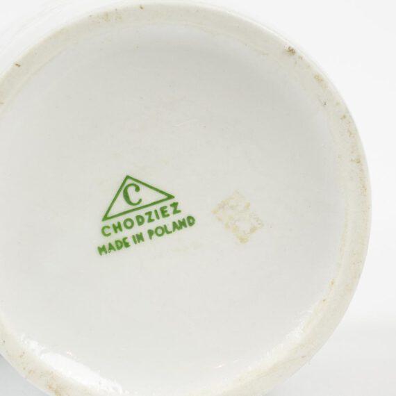 sygnatura Chodzież porcelana