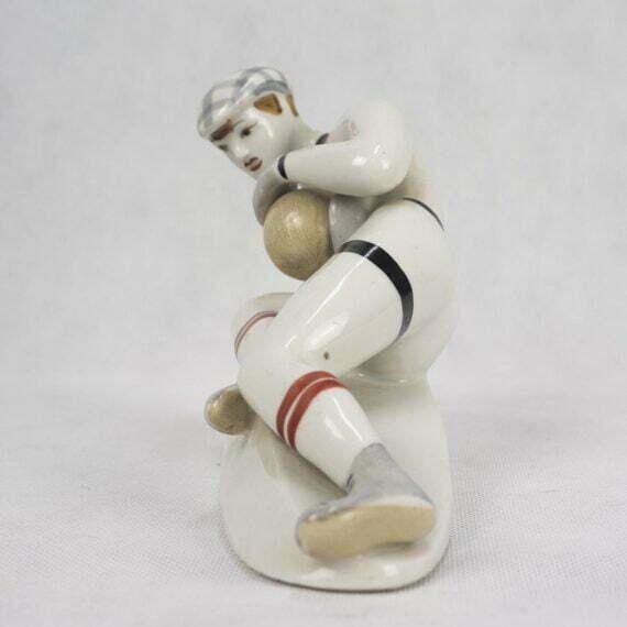 Figurka piłkarza Połonne