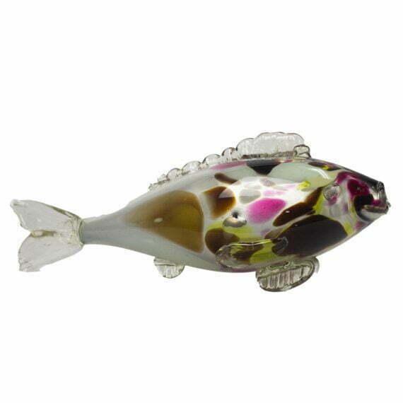 Szklana Ryba PRL