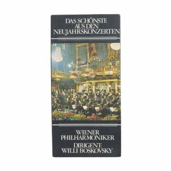 Koncert Noworoczny Filharmoników Wiedeńskich na Kasetach