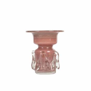 różowy wazonik Tarnowiec Słuczan Orkusz